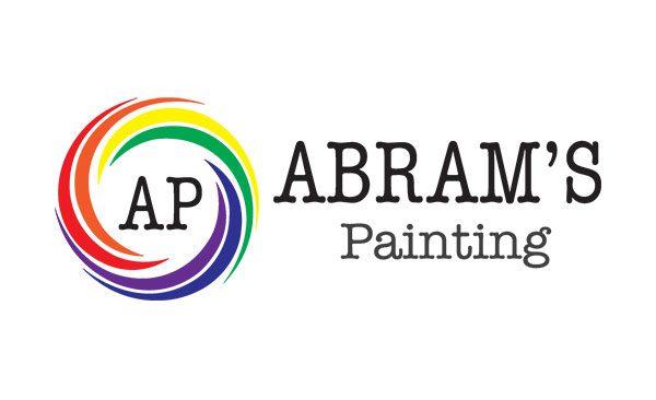 Abram's Painting Logo