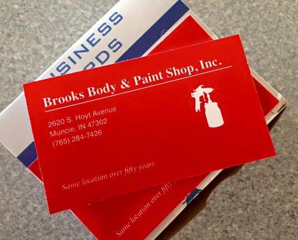 Brooks Body & Paint Shop