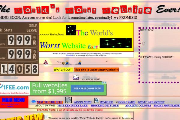worst-website-evar