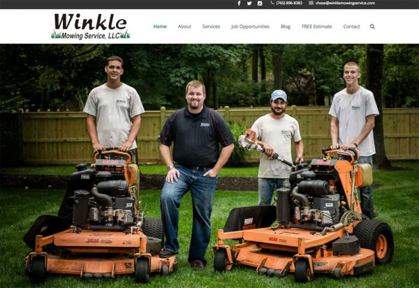 Winkle Mowing