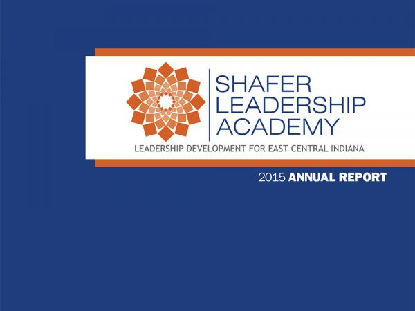 Shafer Leadership Annual Report & Program Guide