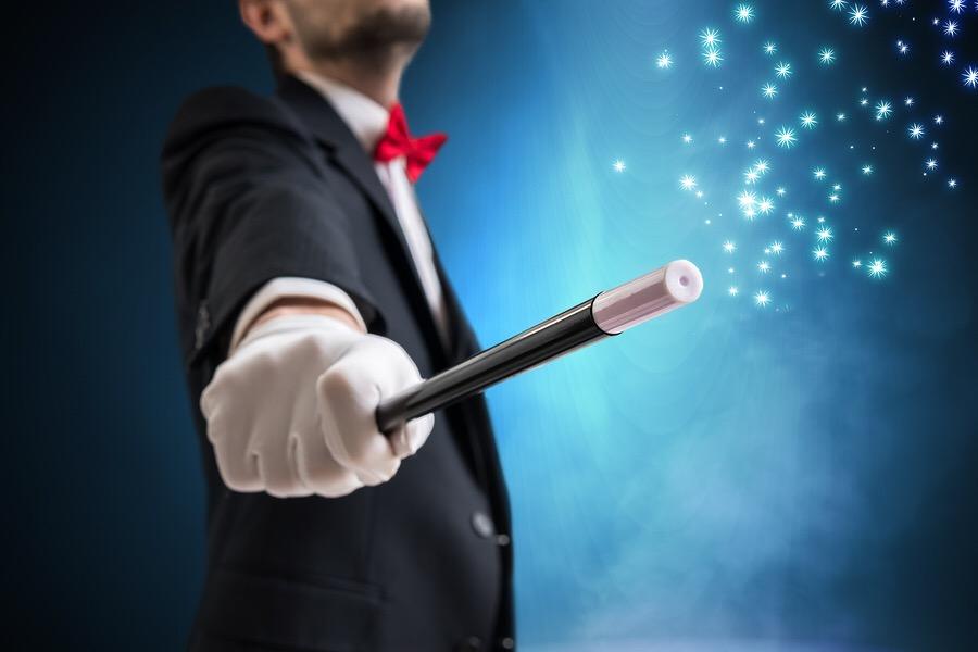 Magician, marketing campaign, magic, magic potion